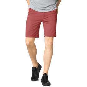 DUER Live Lite Journey Shorts Men, brick